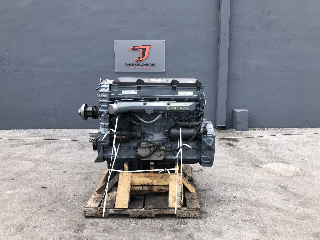 2000 DETROIT SERIES 60 12 7 TRUCK ENGINE FOR SALE #2371
