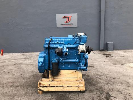 International Diesel Truck Engines