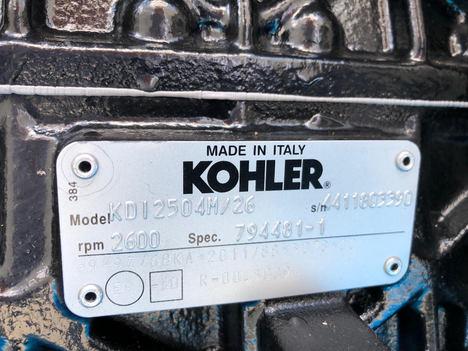 NEW 2011 KOHLER KDI2504M TRUCK ENGINE FOR SALE #2380