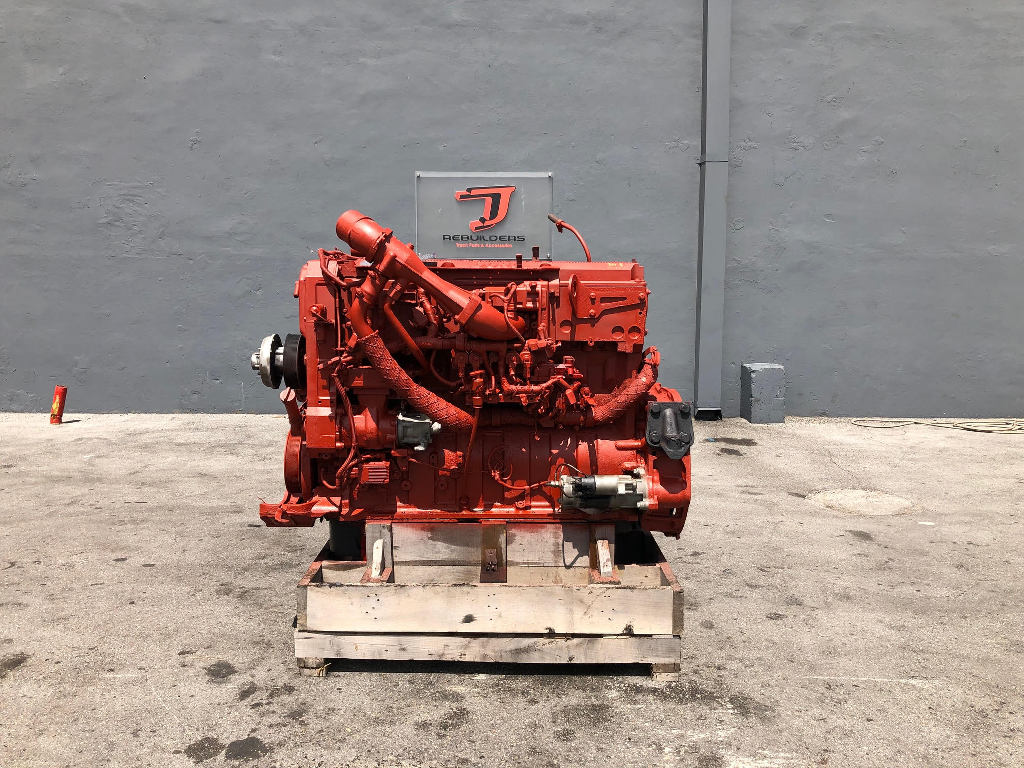 USED 2005 CUMMINS ISX COMPLETE ENGINE TRUCK PARTS #2384
