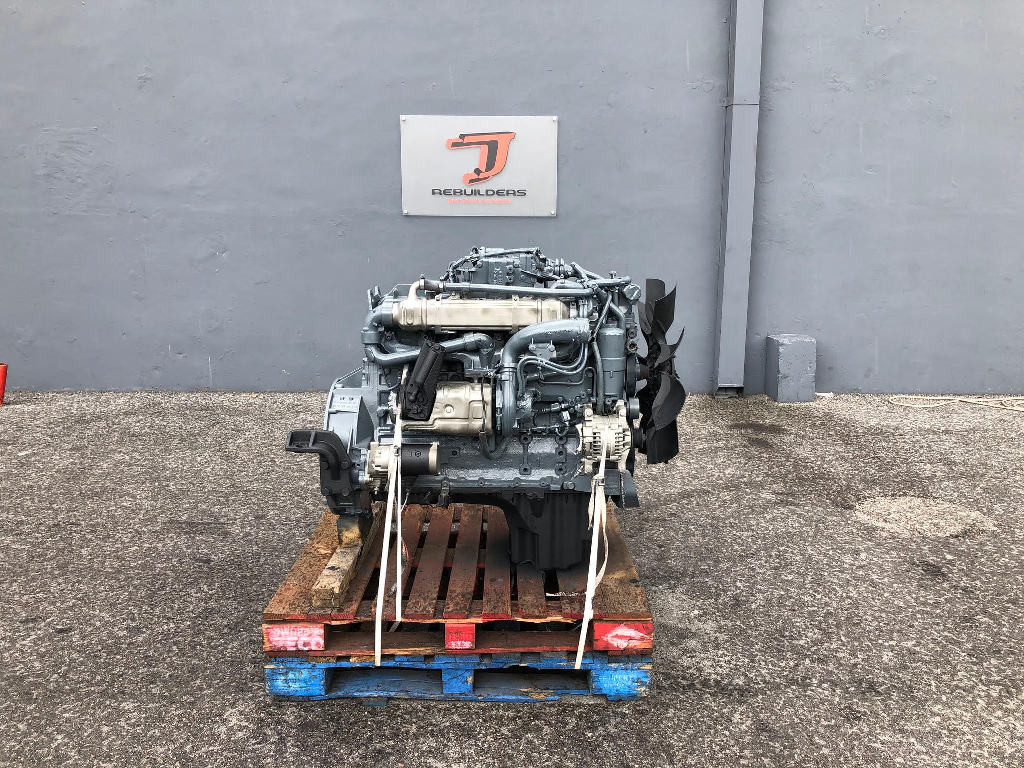 USED 2008 MERCEDES-BENZ OM926LA COMPLETE ENGINE TRUCK PARTS #2387