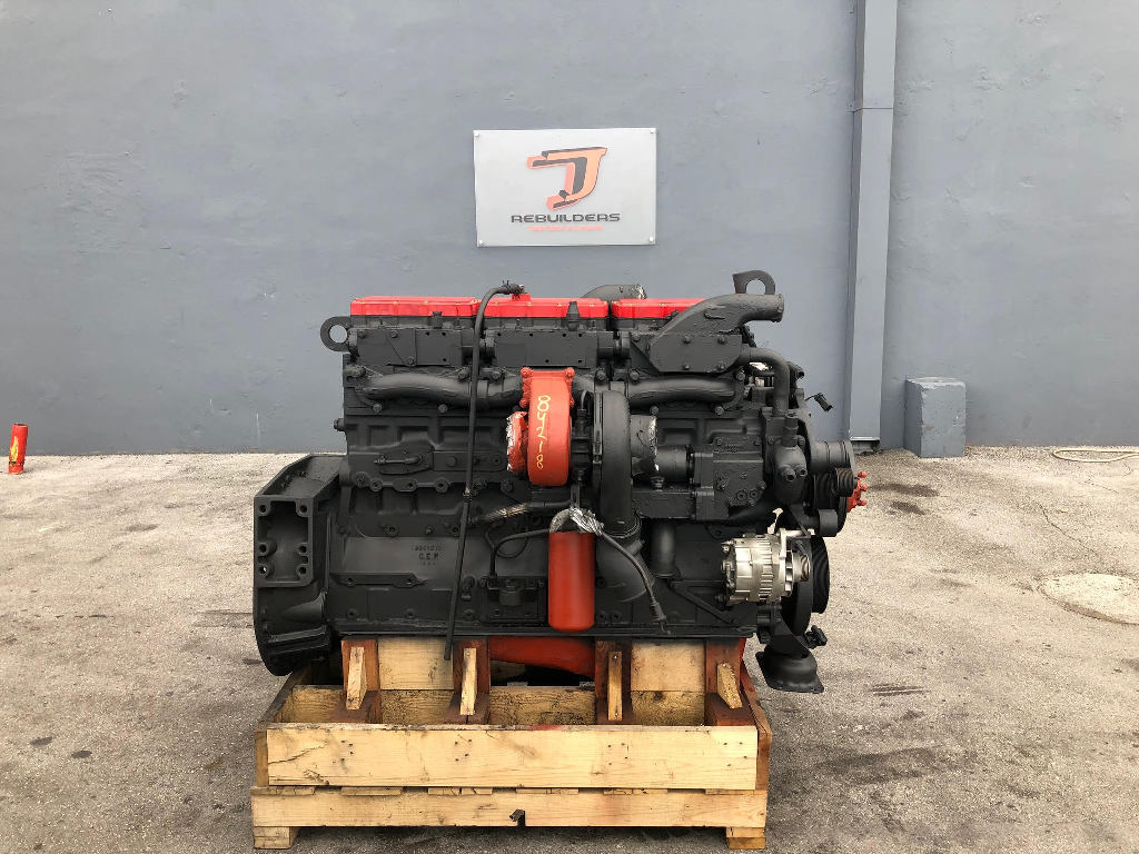 USED 2000 CUMMINS N14 CELECT PLUS COMPLETE ENGINE TRUCK PARTS #2391