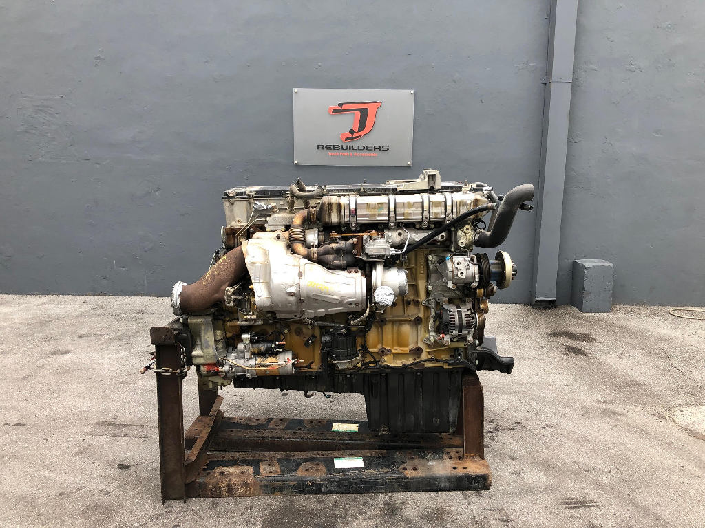 USED 2011 DETROIT DD15 COMPLETE ENGINE TRUCK PARTS #2392