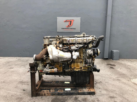 Detroit Diesel Truck Engines
