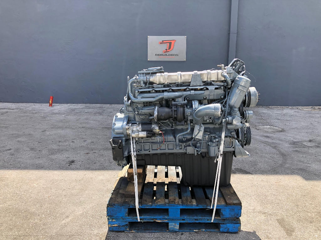 USED 2005 MERCEDES-BENZ OM460LA COMPLETE ENGINE TRUCK PARTS #2394
