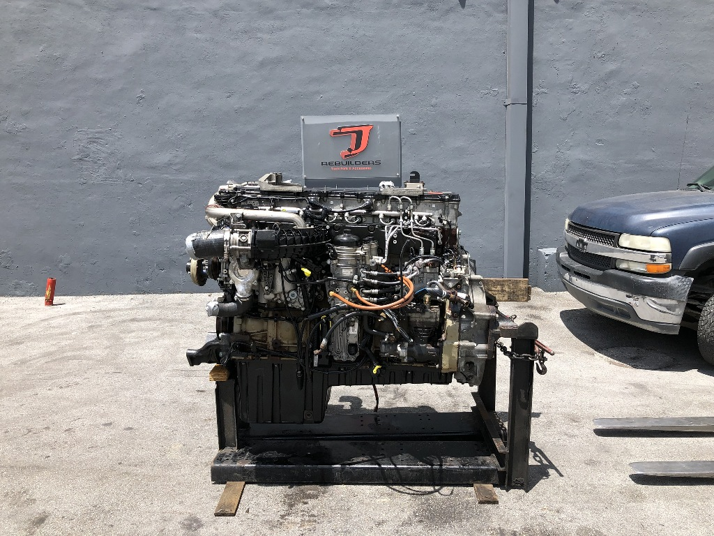 USED 2013 DETROIT DD15 COMPLETE ENGINE TRUCK PARTS #2397