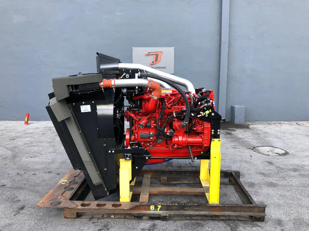 NEW 2018 CUMMINS QSB 6 7 TRUCK ENGINE FOR SALE #2400