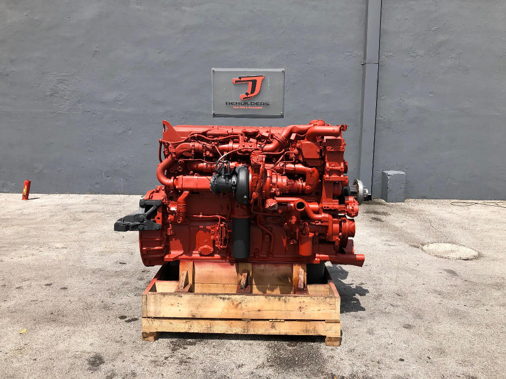 USED 2013 CUMMINS ISX15 COMPLETE ENGINE TRUCK PARTS #2403