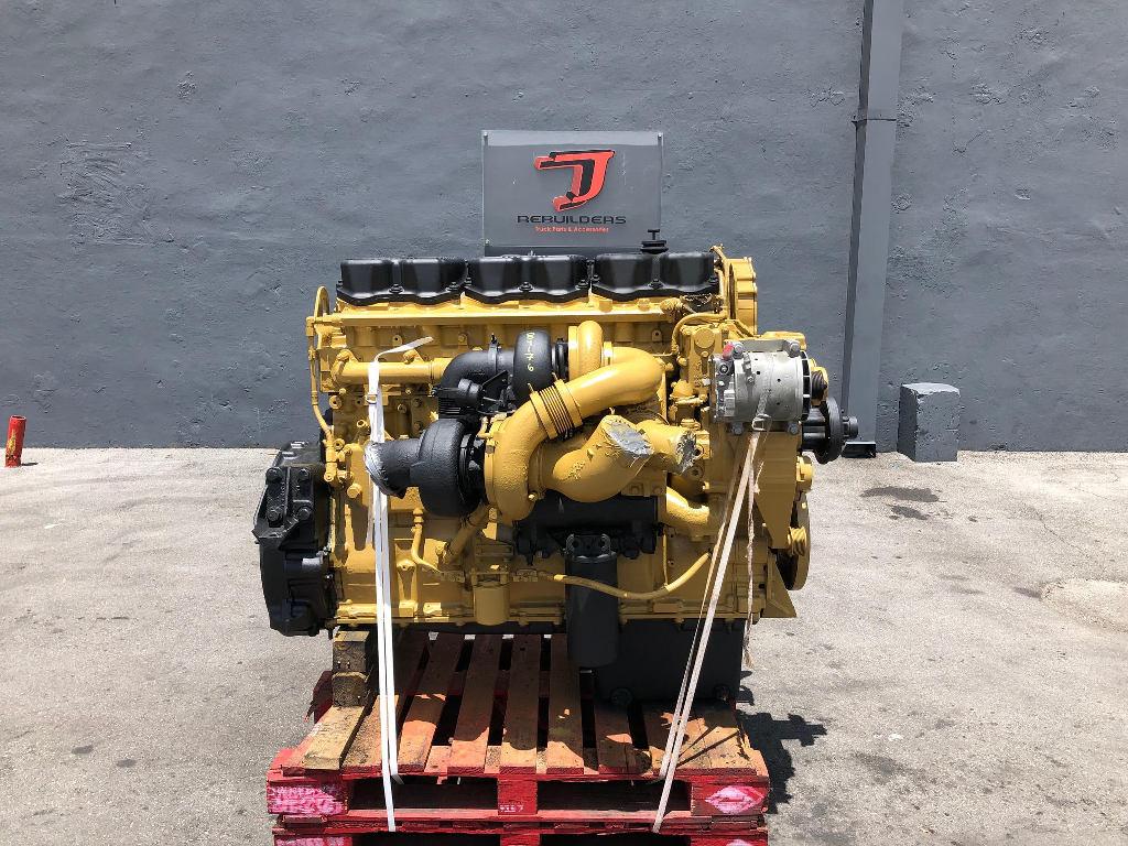 USED 2006 CATERPILLAR C15 ACERT COMPLETE ENGINE TRUCK PARTS #2405