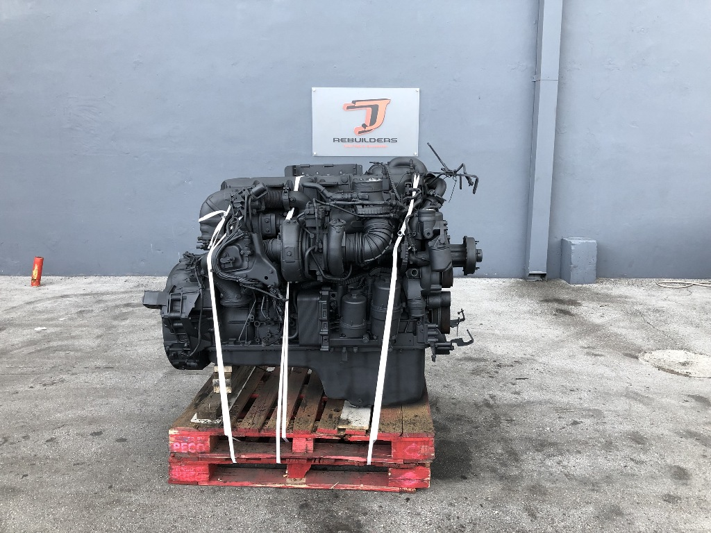 USED 2012 PACCAR MX-13 COMPLETE ENGINE TRUCK PARTS #2406