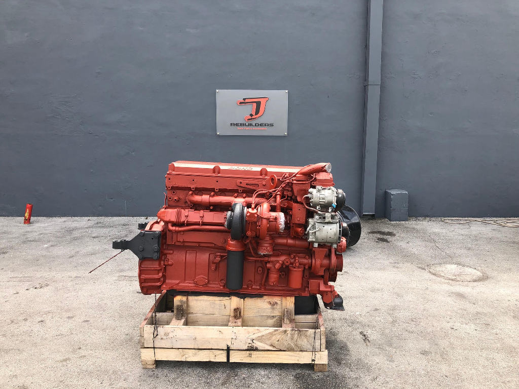 USED 2005 CUMMINS ISX COMPLETE ENGINE TRUCK PARTS #2407