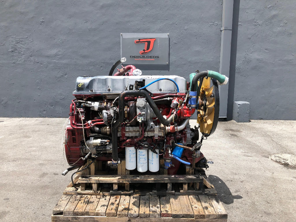 USED 2007 MACK MP7 COMPLETE ENGINE TRUCK PARTS #2415
