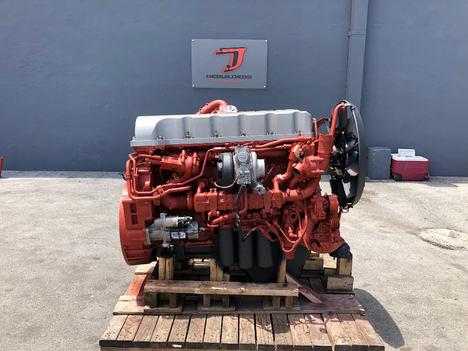 Mack Diesel Truck Engines