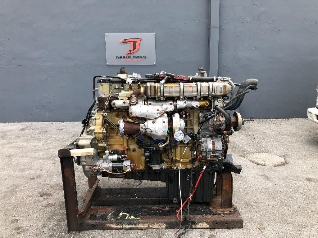 USED 2013 DETROIT DD15 COMPLETE ENGINE TRUCK PARTS #2429