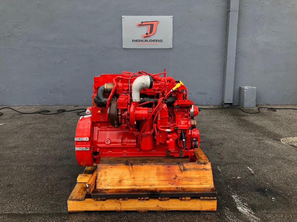 NEW 2018 CUMMINS ISL9 COMPLETE ENGINE TRUCK PARTS #2430