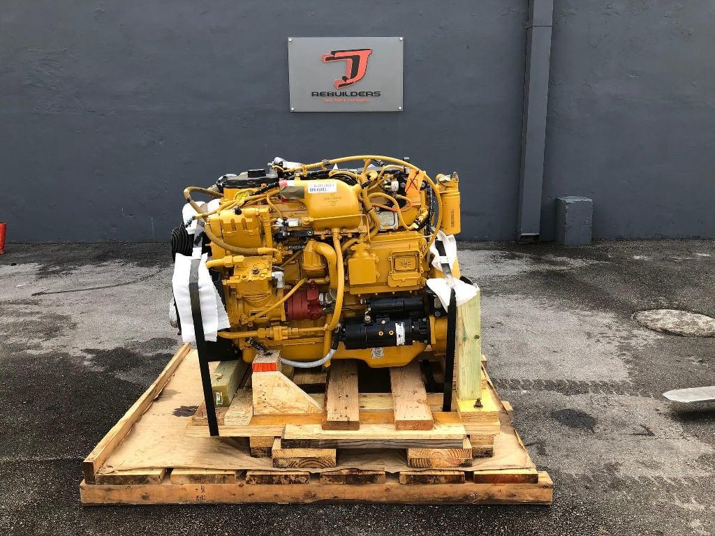 NEW 2009 CAT C7 ACERT COMPLETE ENGINE TRUCK PARTS #2431