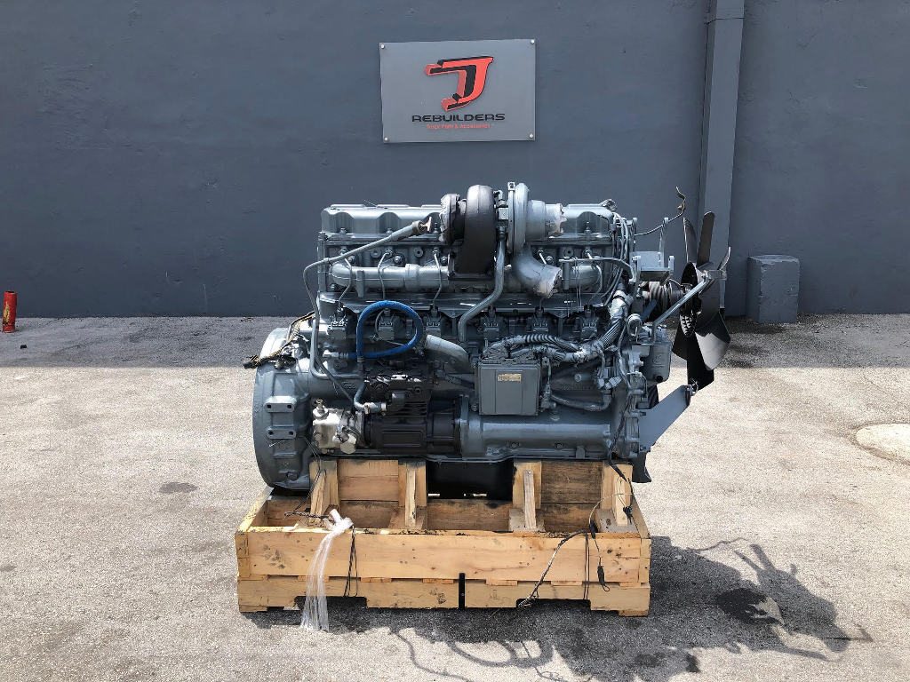 USED 1999 MACK E7 COMPLETE ENGINE TRUCK PARTS #2432