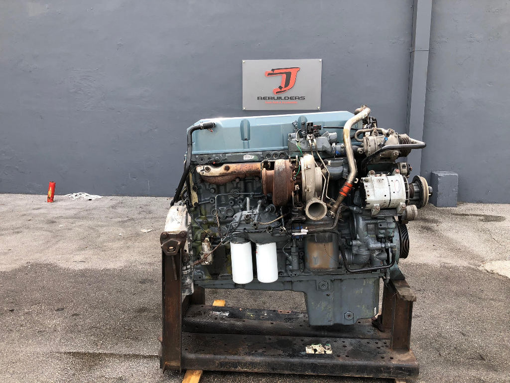 USED 2006 DETROIT 60 SER 14.0 COMPLETE ENGINE TRUCK PARTS #2434