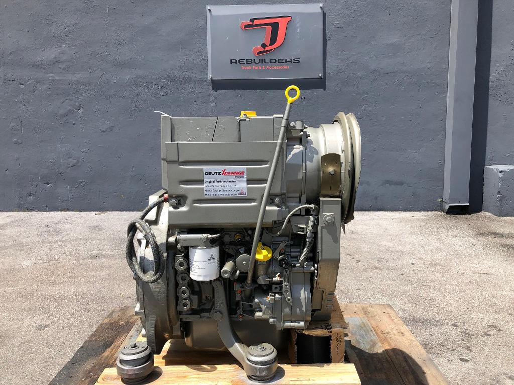 NEW 2013 DEUTZ D2011 L02I COMPLETE ENGINE TRUCK PARTS #2435