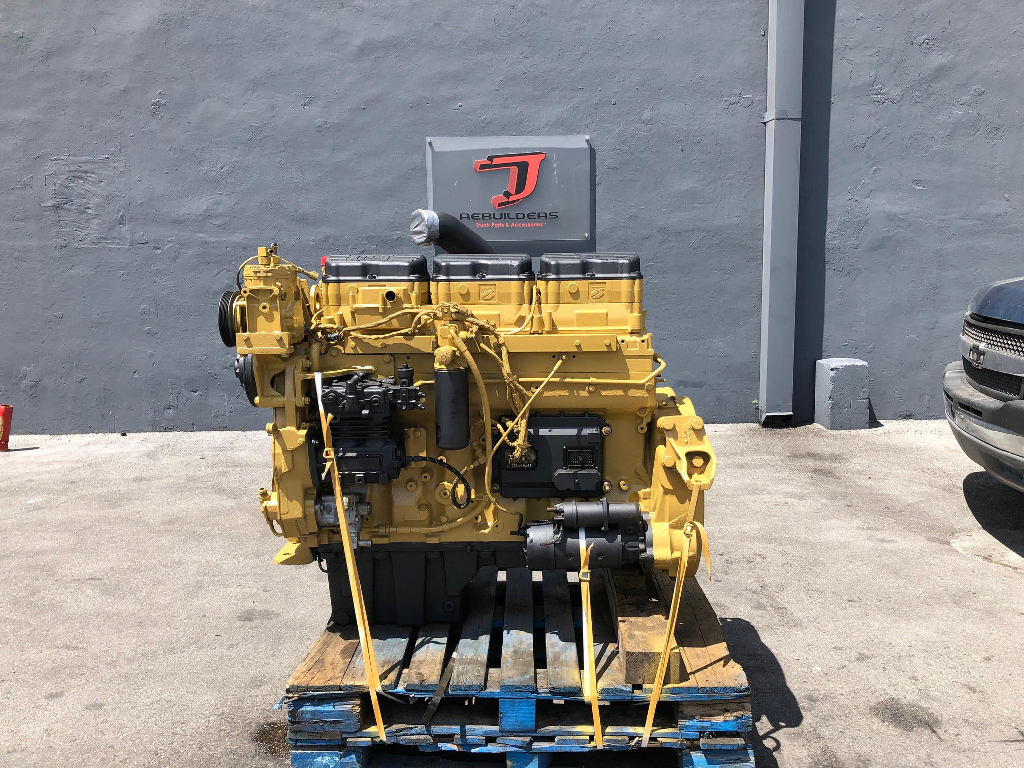 USED 1999 CAT C12 COMPLETE ENGINE TRUCK PARTS #2438