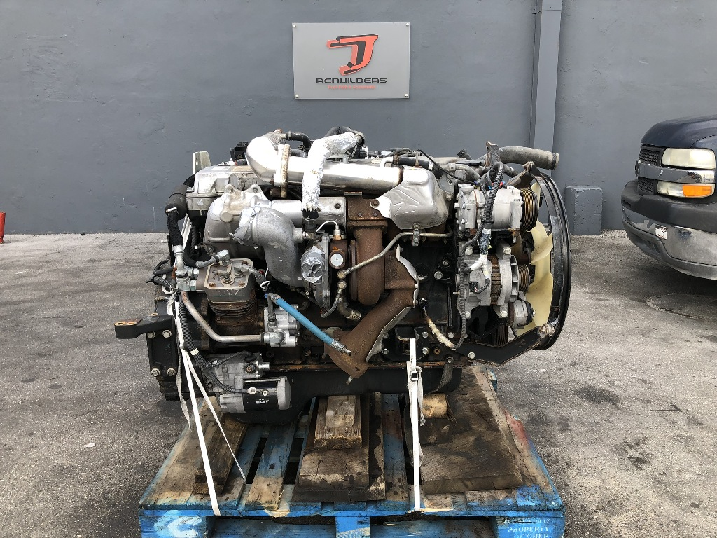 USED 2007 ISUZU 6HK1X COMPLETE ENGINE TRUCK PARTS #2440