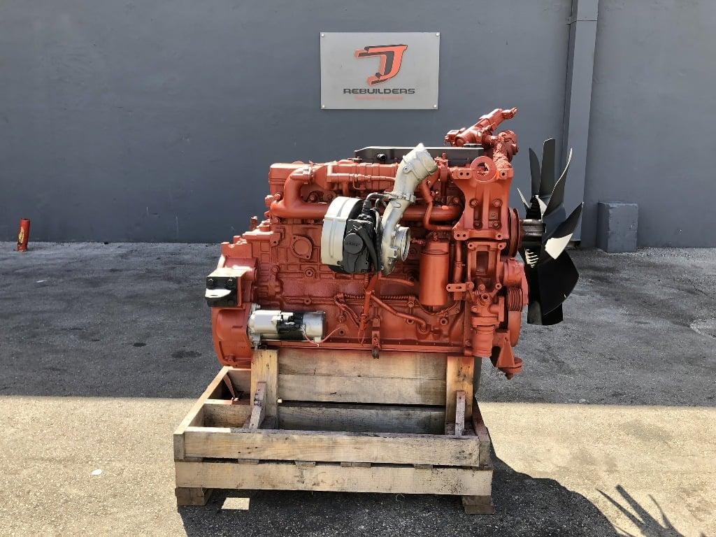 USED 2008 CUMMINS ISB 6.7 COMPLETE ENGINE TRUCK PARTS #2443