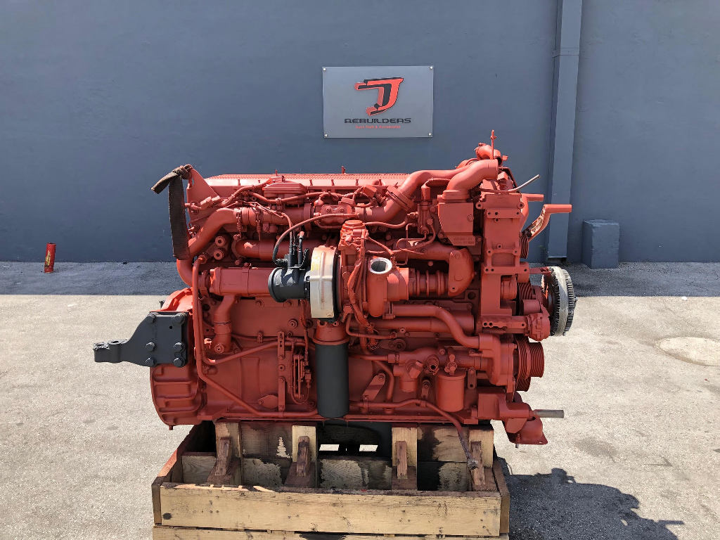 USED 2015 CUMMINS ISX15 TRUCK ENGINE TRUCK PARTS #2447