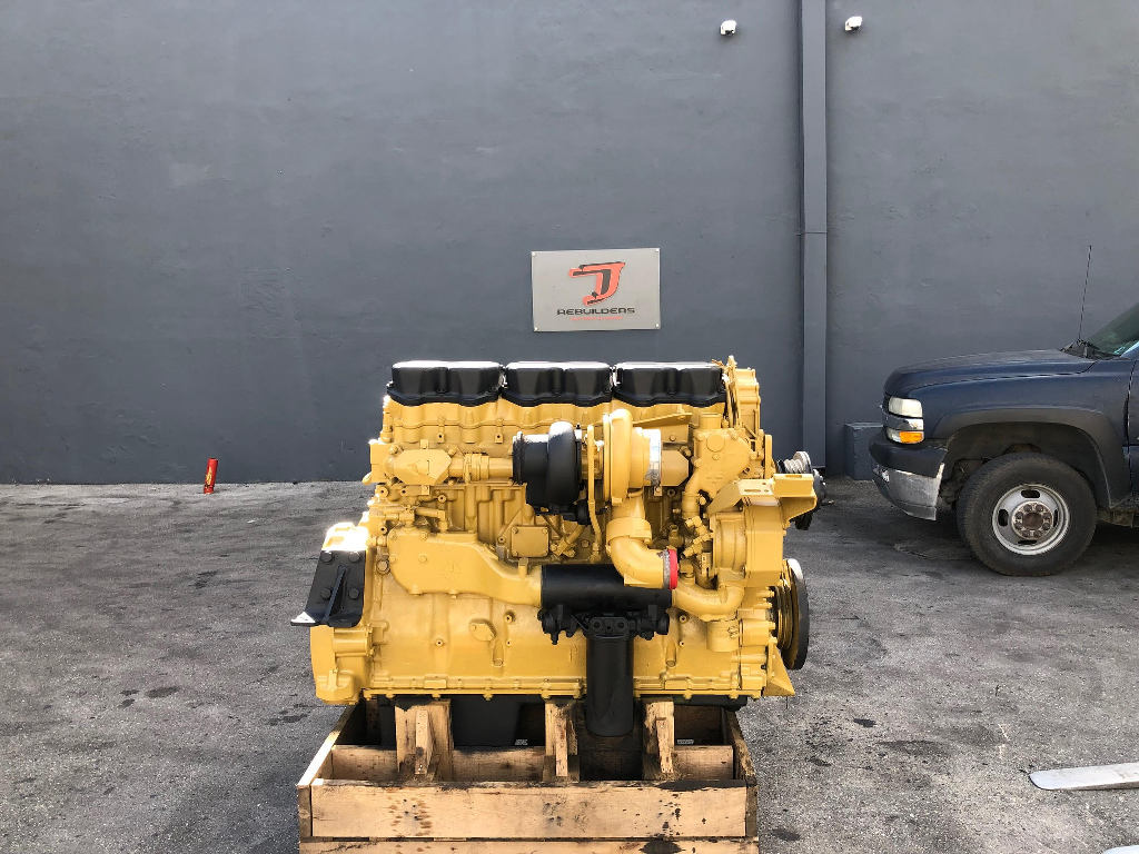 USED 2000 CAT C15 6NZ COMPLETE ENGINE TRUCK PARTS #2457