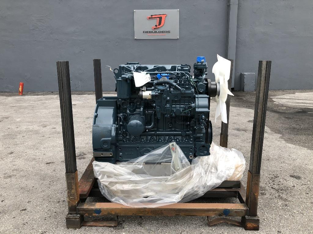 NEW 2012 KUBOTA V3300 TRUCK ENGINE TRUCK PARTS #2461