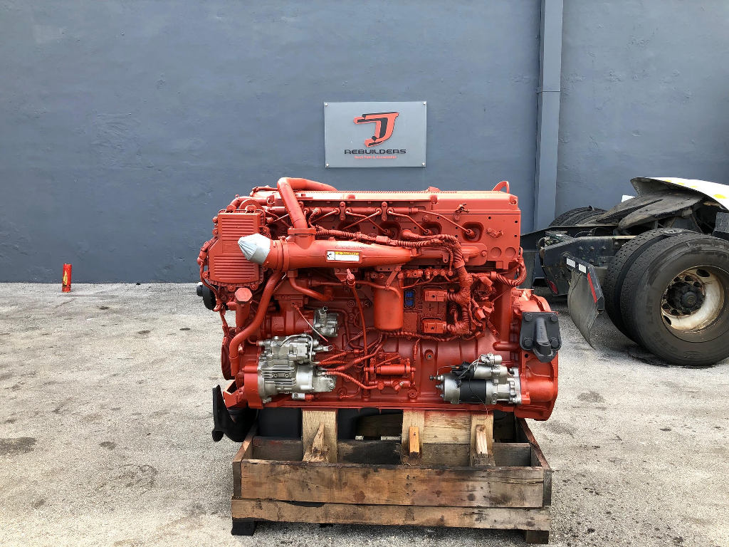 USED 2011 CUMMINS ISX15 COMPLETE ENGINE TRUCK PARTS #2466