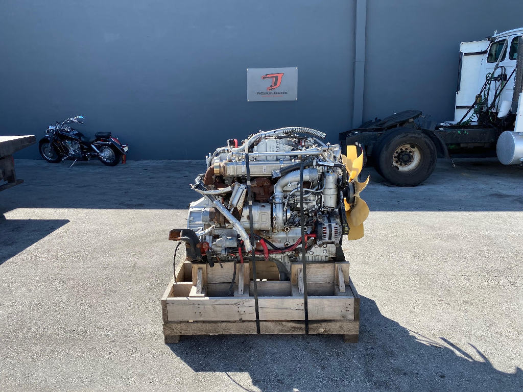 USED 2007 MERCEDES-BENZ OM926LA TRUCK ENGINE TRUCK PARTS #2472