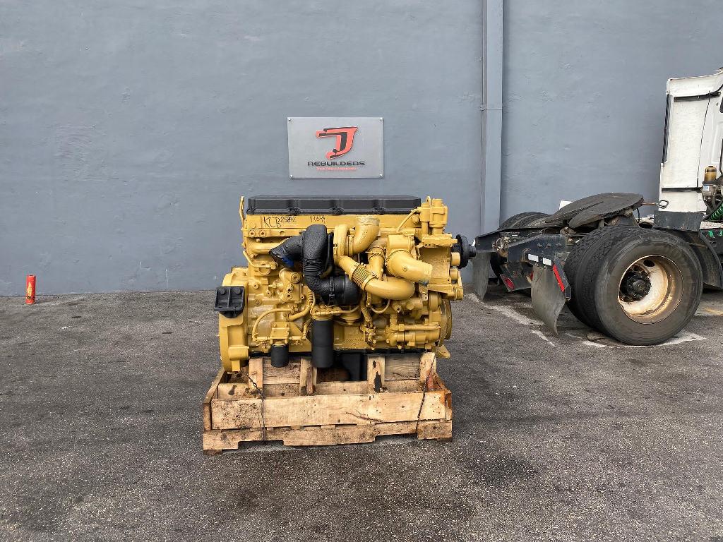 USED 2004 CAT C13 ACERT COMPLETE ENGINE TRUCK PARTS #2485