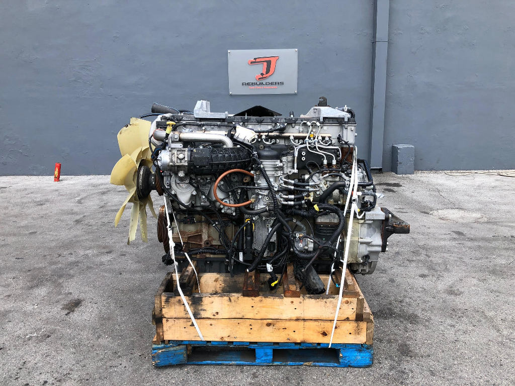 USED 2014 DETROIT DD13 TRUCK ENGINE TRUCK PARTS #2490