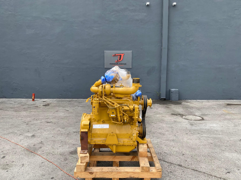 NEW 2014 CATERPILLAR 3304 TRUCK ENGINE TRUCK PARTS #2495
