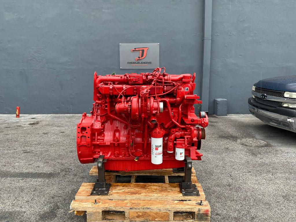 NEW 2010 CUMMINS ISX12 COMPLETE ENGINE TRUCK PARTS #2497