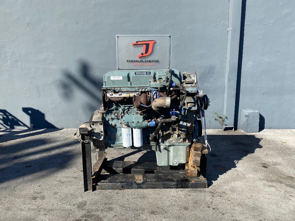 USED 1999 DETROIT SERIES 60 12.7 TRUCK ENGINE TRUCK PARTS #2501
