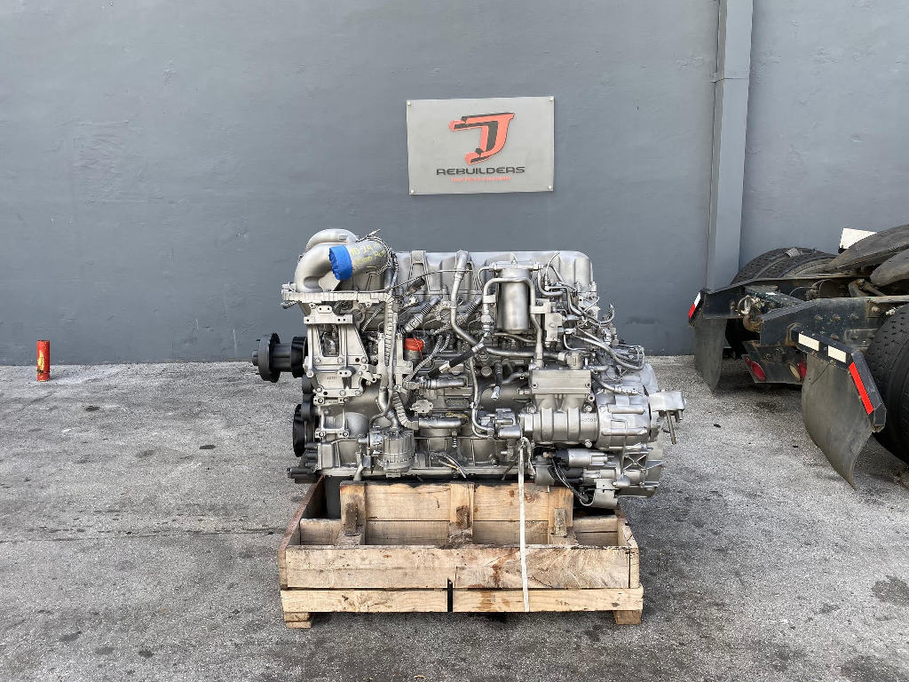 USED 2011 PACCAR MX13 COMPLETE ENGINE TRUCK PARTS #2503