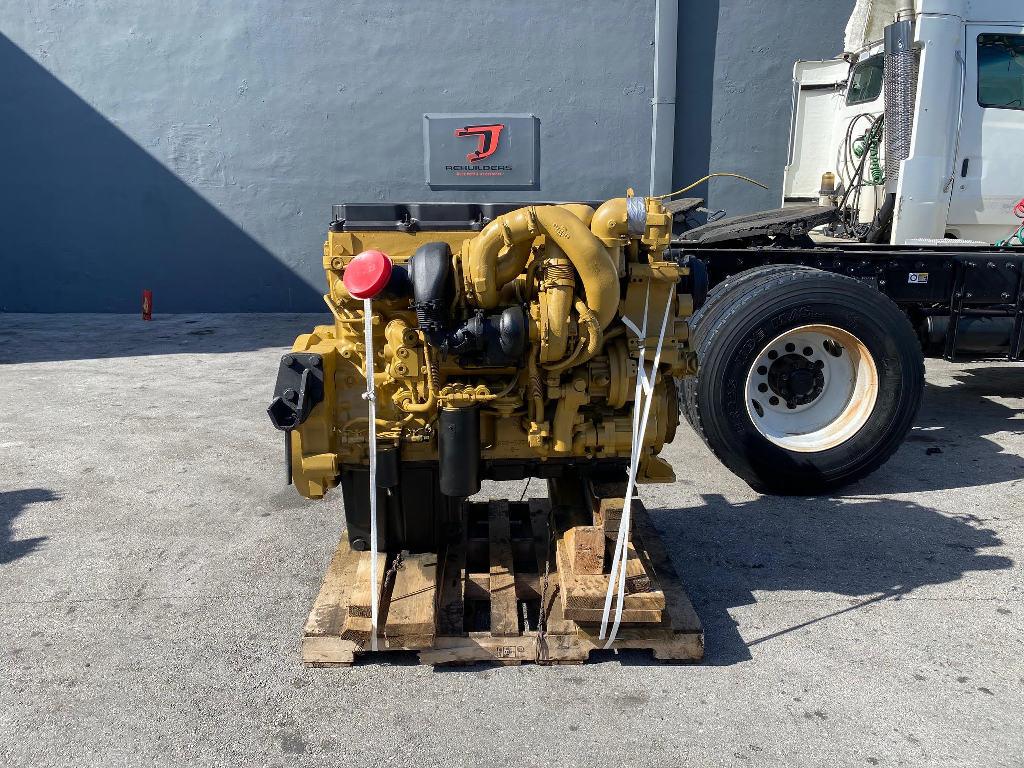 USED 2006 CAT C11 ACERT TRUCK ENGINE TRUCK PARTS #2530