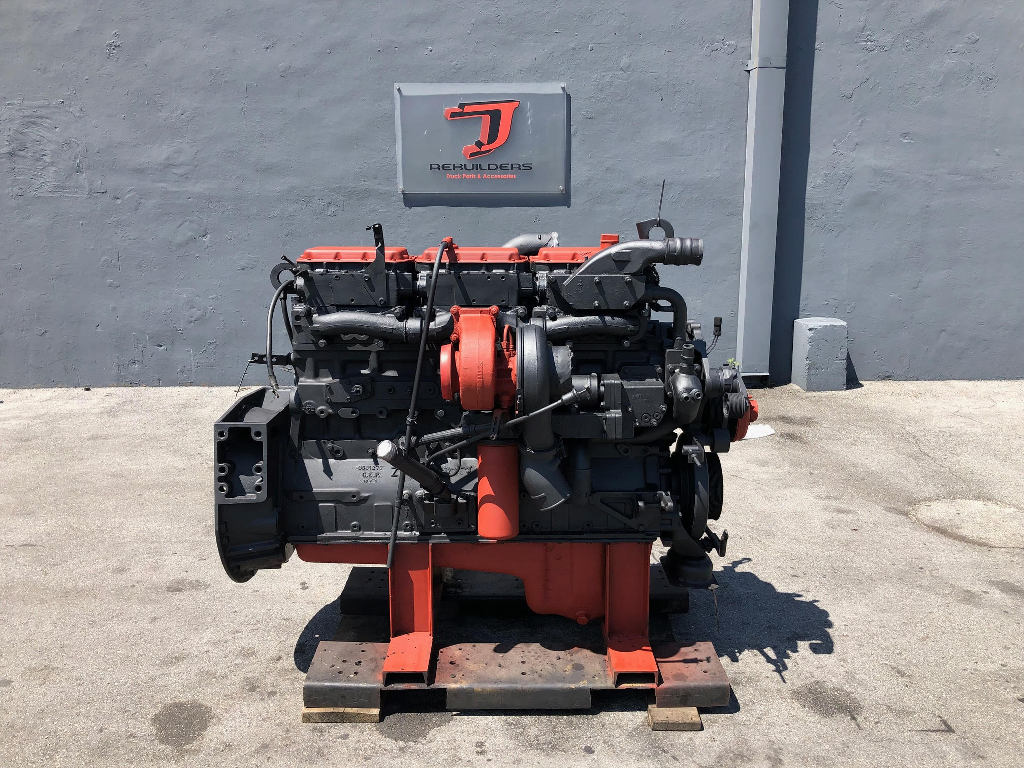 USED 2000 CUMMINS N14 CELECT PLUS COMPLETE ENGINE TRUCK PARTS #2533