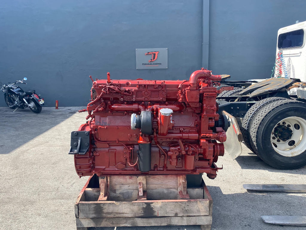 USED 2011 CUMMINS ISX15 COMPLETE ENGINE TRUCK PARTS #2542