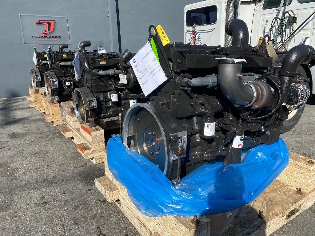 NEW 2018 CUMMINS QSM11 TRUCK ENGINE TRUCK PARTS #2545