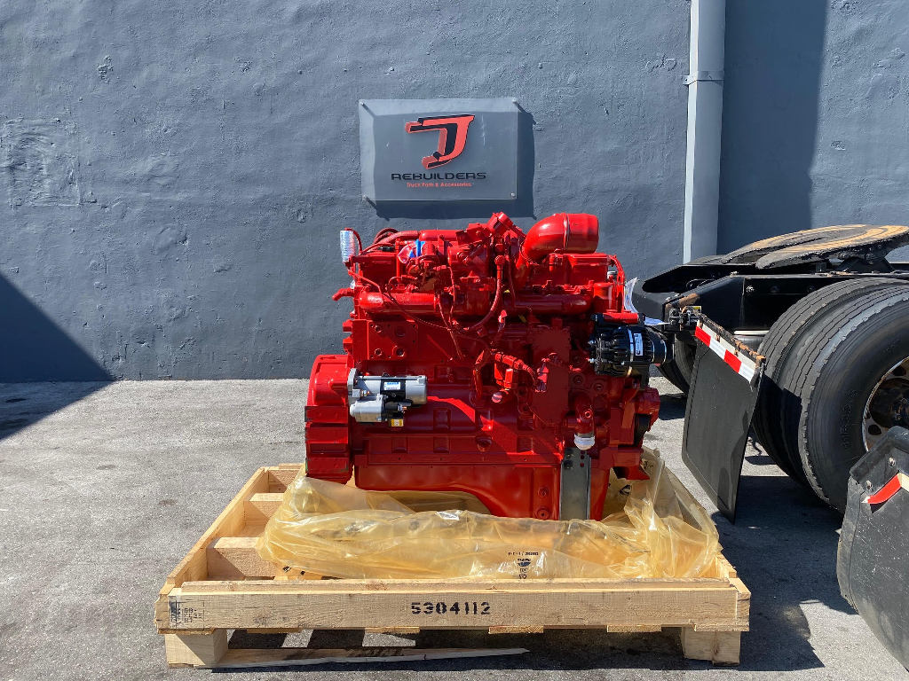 NEW 2019 CUMMINS L9 TRUCK ENGINE TRUCK PARTS #2546