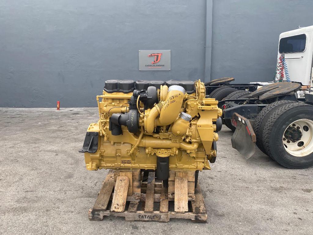 USED 2006 CAT C15 ACERT COMPLETE ENGINE TRUCK PARTS #2547