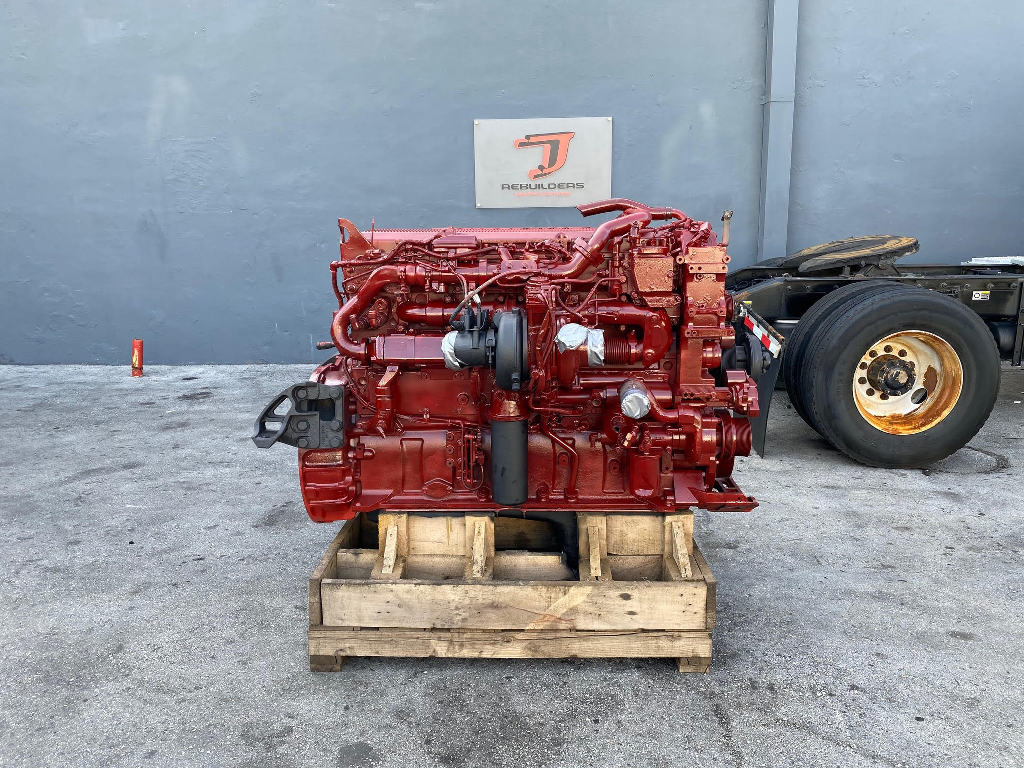USED 2013 CUMMINS ISX15 TRUCK ENGINE TRUCK PARTS #2550