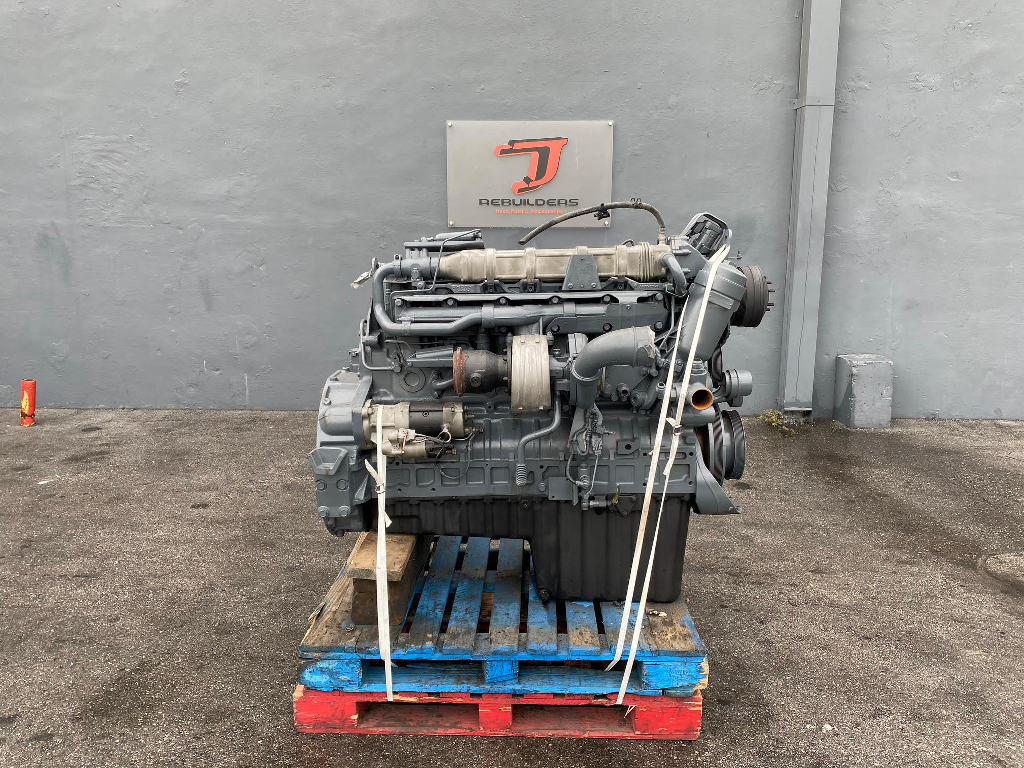 USED 2004 MERCEDES-BENZ OM460LA COMPLETE ENGINE TRUCK PARTS #2558