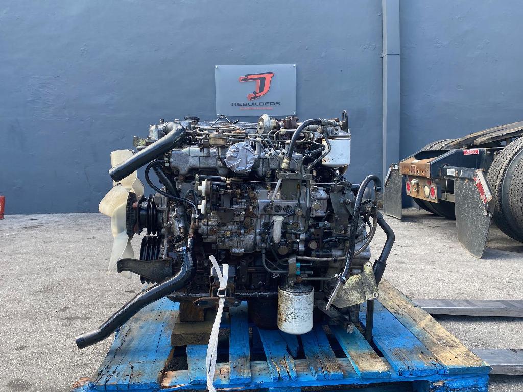 USED 2002 ISUZU 4HE1XS TRUCK ENGINE TRUCK PARTS #2577