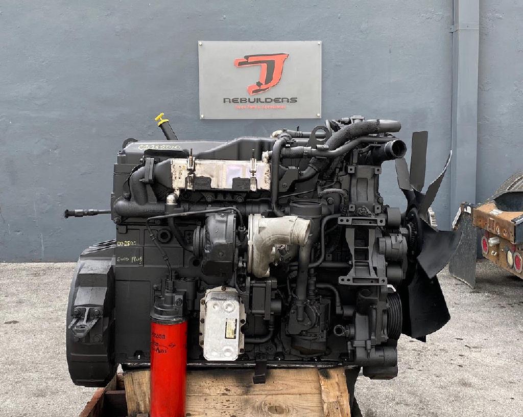 USED 2008 INTERNATIONAL MAXXFORCE 9 TRUCK ENGINE TRUCK PARTS #2580