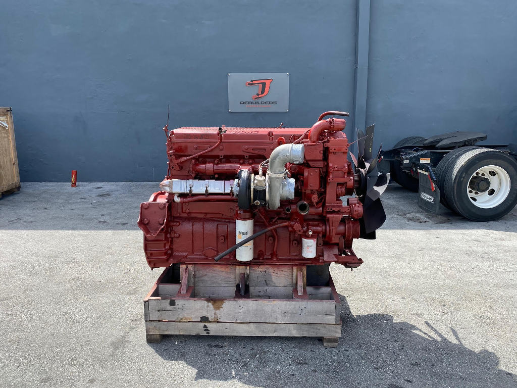 USED 2006 CUMMINS ISX TRUCK ENGINE TRUCK PARTS #2596