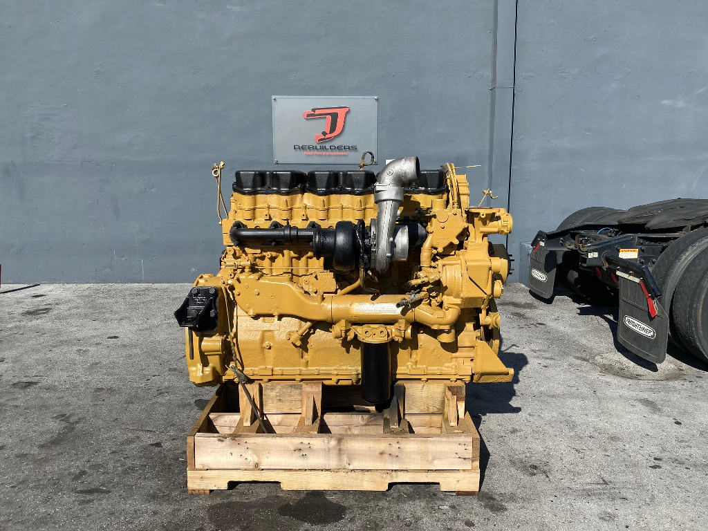 USED 2003 CAT C15 COMPLETE ENGINE TRUCK PARTS #2597