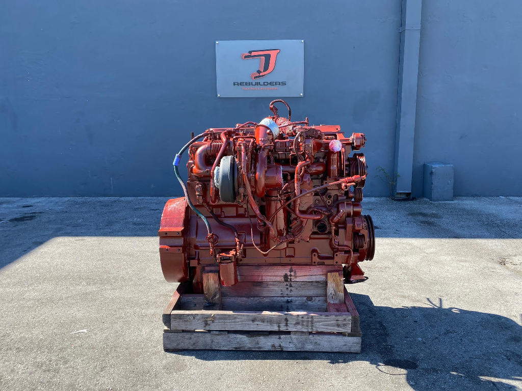 REBUILT 2009 CUMMINS ISL COMPLETE ENGINE TRUCK PARTS #2610